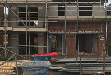 Kempower Electricians in Mansfield | New Build Electrics